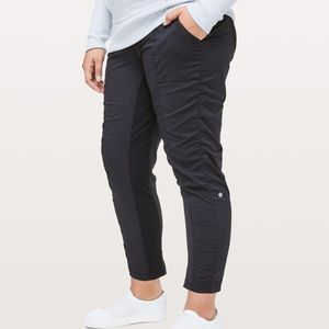 Lululemon• Street To Studio Pants black